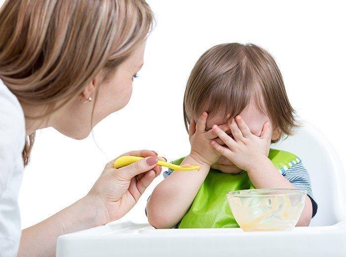 Почему ребенок стал поправляться