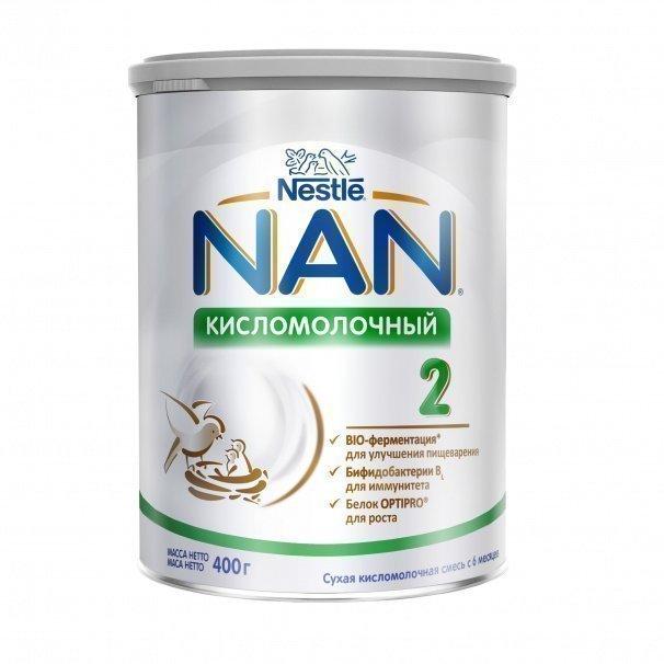 «Нан Кисломолочный» – описание, состав и особенности