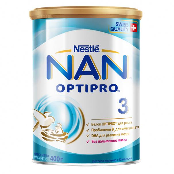 Nan Optipro 1,2,3,4: описание, сравнение состава, особенности